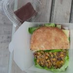Loop Bag sandwich