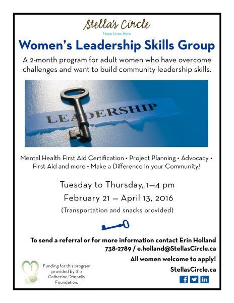 Women'sLeadershipGroup_Jan2017