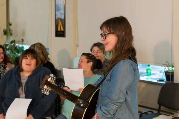 Inclusion Choir Recording Session-1045